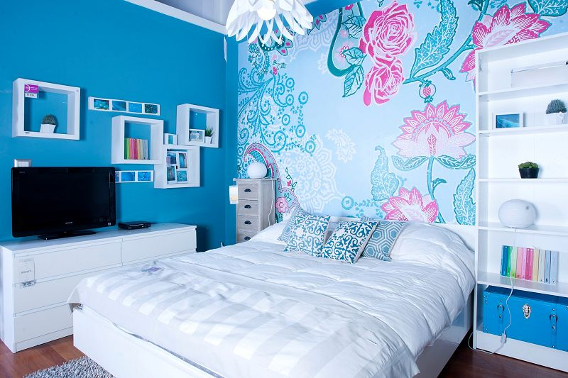 Murales para dormitorios modernos Murales para recamaras matrimoniales