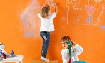 pintura entretenida para paredes