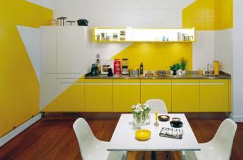 Qu pintura elegir para decorar una cocina for Pintura para el color de la cocina
