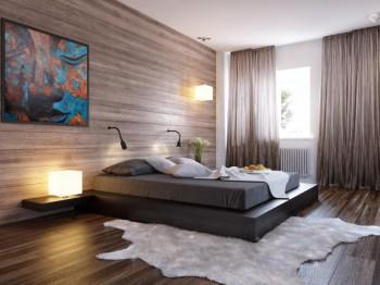 Camas plataformas para dormitorios modernos