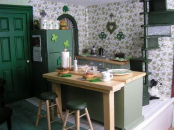 Cocina de estilo irlandés