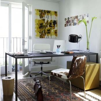 Como decorar la oficina en verano