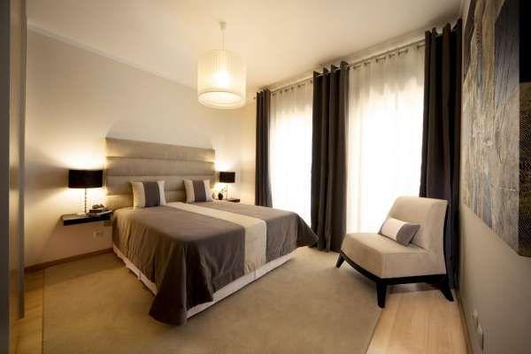Consejos para aumentar la iluminaci n en un dormitorio - Lamparas para dormitorios de matrimonio ...