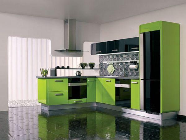 Decorando la cocina con estilo.