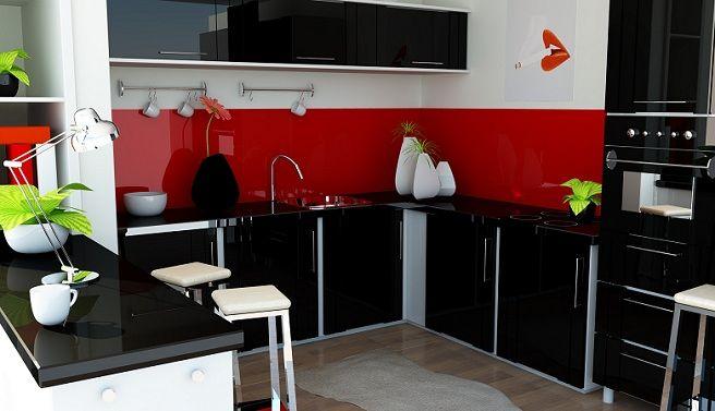 Decorando la cocina con los mejores estilos - Decoracion cortinas cocina ...