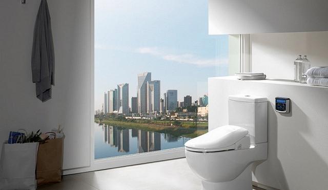 Decorar el baño con paisajes 3