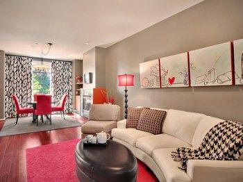 Errores que debes evitar al decorar la sala de estar - Colori x interno casa ...