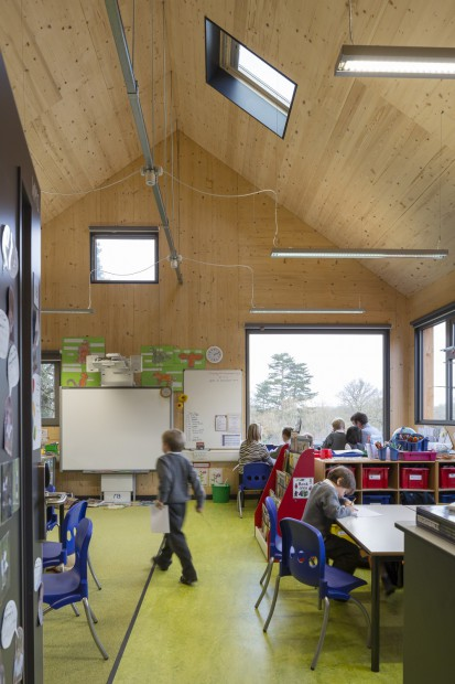 Hilden Grange  interiores