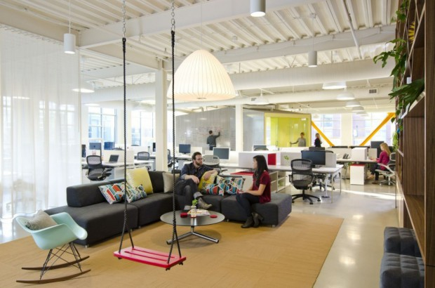 Modernas Oficinas