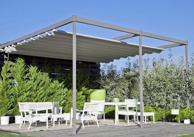 P rgolas de aluminio - Pergolas de aluminio para jardin ...
