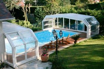 Pergolas para piscinas