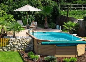 Plantas para decorar un jardin con piscina
