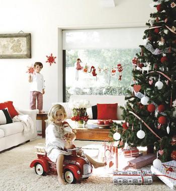 Por que decorar la casa para navidad for Como decorar el interior de mi casa