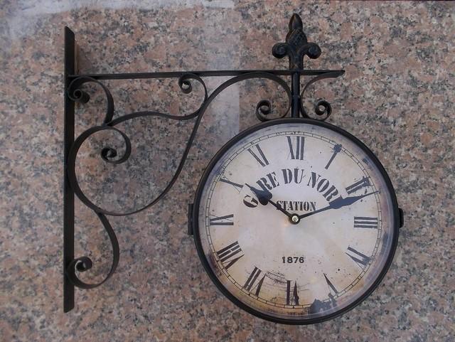 Relojes para jardines 3