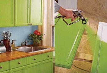 Renovando la cocina