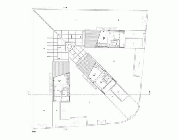 Three-Family Home plano