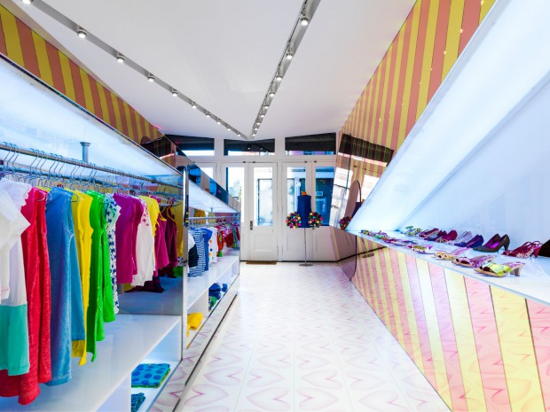 Agatha Ruiz de la Prada Flagship Store 2