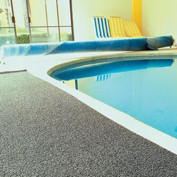 Alfombras para piscina