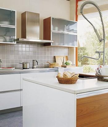 Azulejos de dise o ideales para decorar la cocina for Azulejo de la pared de la cocina verde