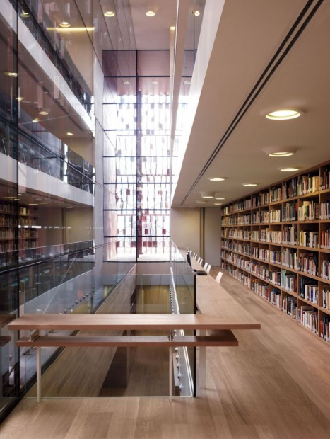 Biblioteca Nembro interior