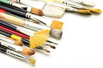 Cómo limpiar los utensilios utilizados para pintar