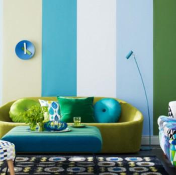 Colores para pintar paredes en verano - De que color pintar las paredes ...