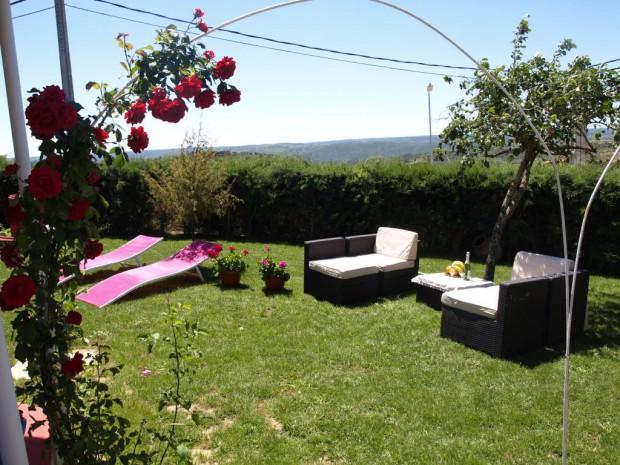Como decorar el jardín rápidamente