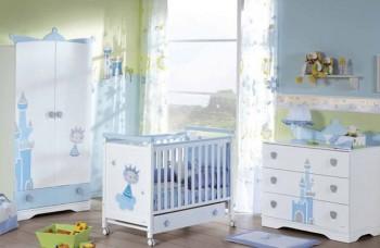 Como decorar la habitación de un bebe