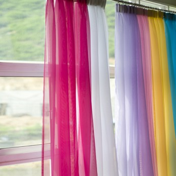 Como decorar la ventana en verano