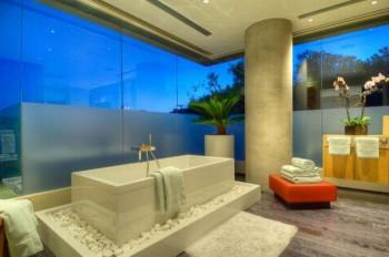 Como ofrecer mayor funcionalidad y modernidad al baño.