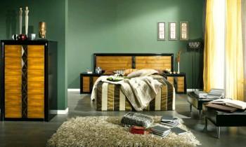 Como utilizar las texturas en el dormitorio