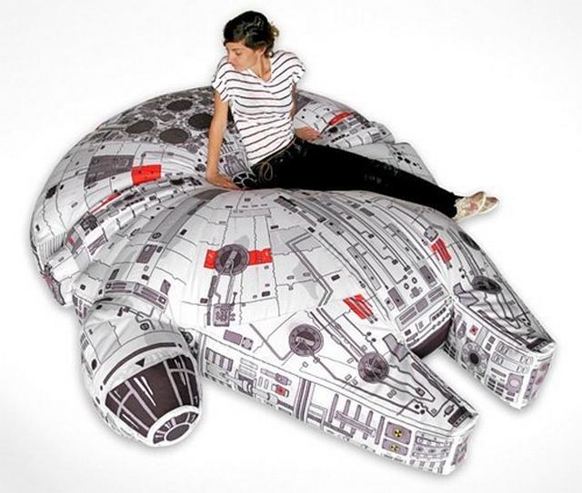 Decoración de dormitorio inspirado en Star Wars 2