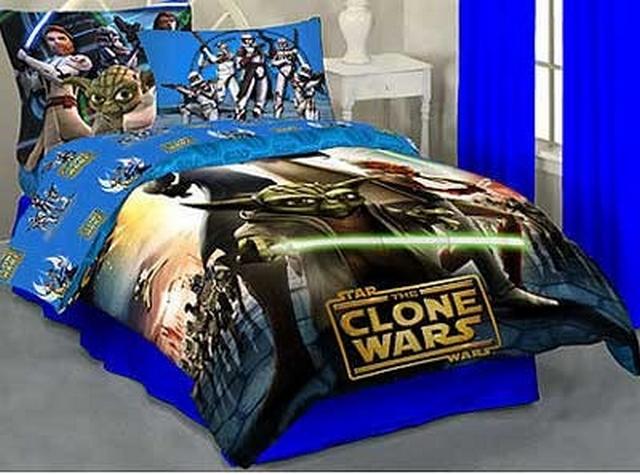 Decoración de dormitorio inspirado en Star Wars 3