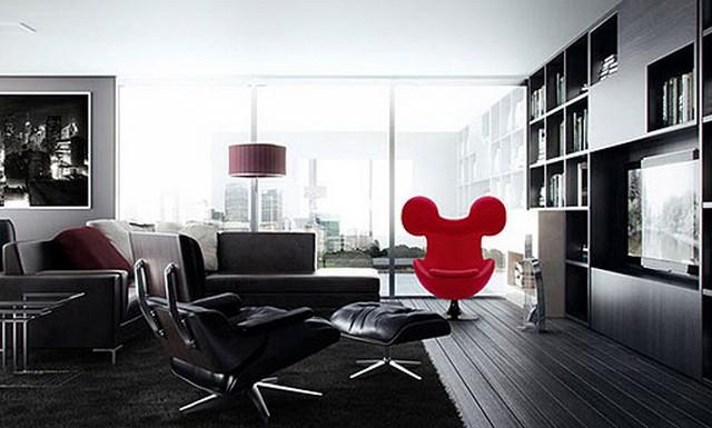 Decoracion con inspiracion Mickey mouse 3