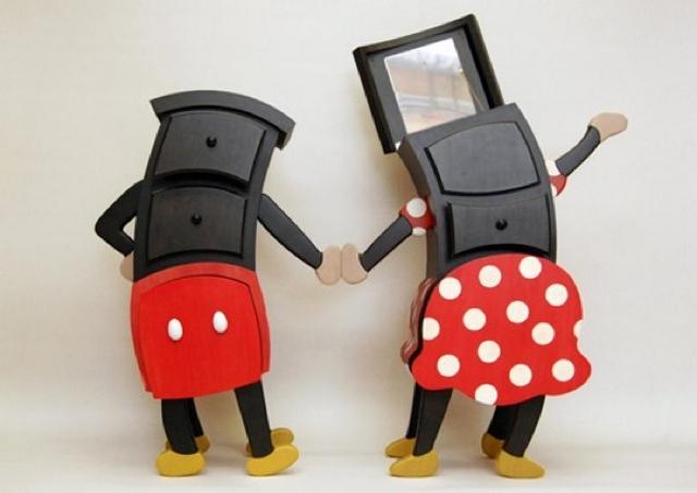 Decoracion con inspiracion Mickey mouse 5
