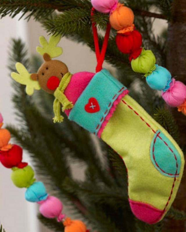 Decoracion de Navidad para espacios infantiles 2