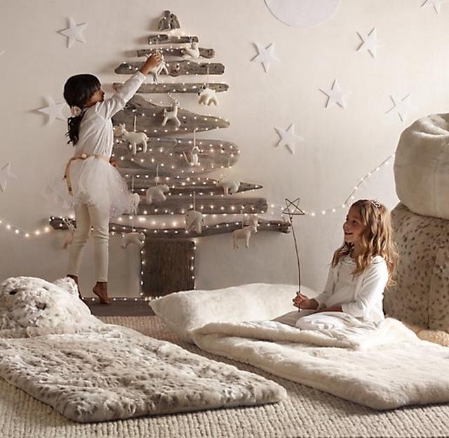 Decoracion de Navidad para espacios infantiles 3