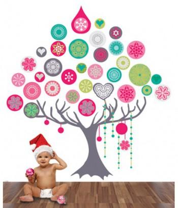 Decoraci n de navidad para espacios infantiles for Decoracion de espacios para ninos