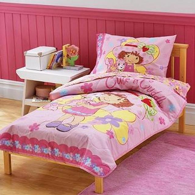 Decoracion de dormitorios con frutillita 2