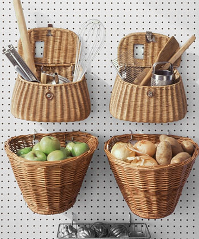 Decorar con cestas de picnic 1