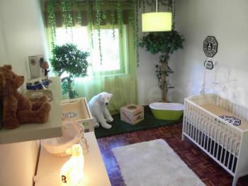 Dormitorio de bebe inspirada en Lost