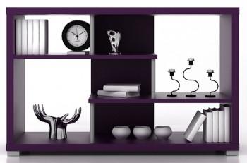 El uso de las estanterías en el hogar
