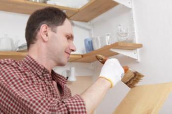 El uso de los materiales reciclados en el hogar..