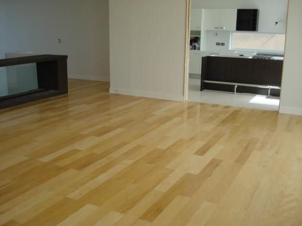 El uso de los pisos de madera en el hogar