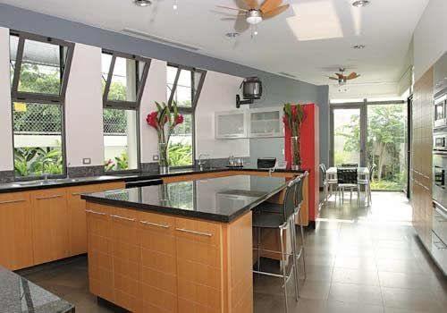 Estilo feng shui en la cocina for Decoracion de cocinas modernas fotos