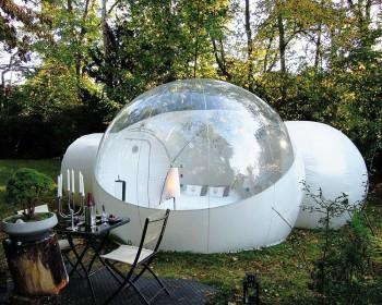 Hoteles de verano - Alojamiento exterior a puro glamour
