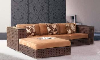 Ideas para arreglar un mobiliario elaborado a base de rattan.