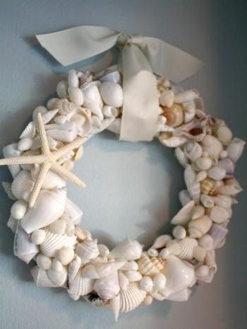 Ideas para decorar con conchas de mar 1