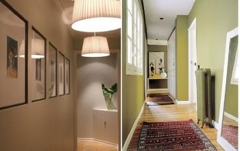 Ideas para decorar el pasillo de entrada en el hogar