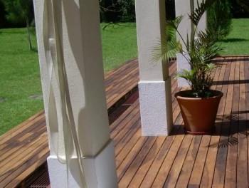 La madera Guayubira en la decoración